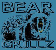 Bear Grillz by GraphXninja