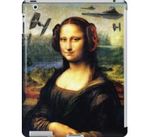 Mona Lisa versus the Empire iPad Case/Skin