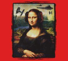 Mona Lisa versus the Empire Kids Clothes