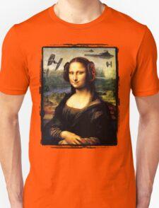 Mona Lisa versus the Empire T-Shirt