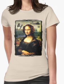 Mona Lisa versus the Empire T-Shirt