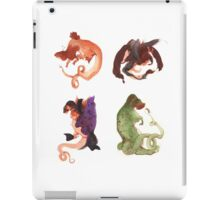 Dragon Doodles iPad Case/Skin