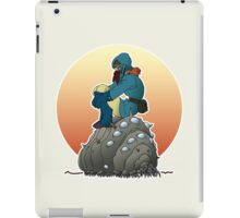 Nausicaa & baby Ohmu taking a break... iPad Case/Skin