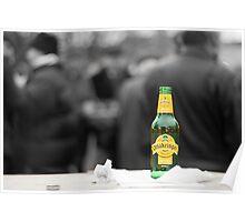 Ottakringer Beer Poster