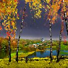 October by Igor Zenin
