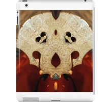 A Bass of Flowers  iPad Case/Skin