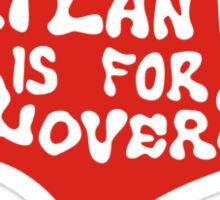 Joe Cocker - Atlanta Lovers Sticker
