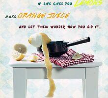 Lemons by Joana Kruse