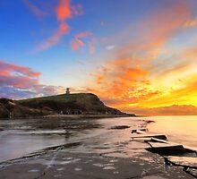 Kimmeridge Bay, Dorset by davidbunting