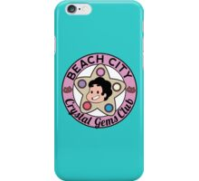 Steven Universe - Beach City Crystal Gems Club iPhone Case/Skin