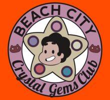 Steven Universe - Beach City Crystal Gems Club Kids Clothes
