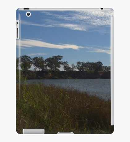 A rippled murray river iPad Case/Skin