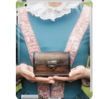 renaissance lady iPad Case/Skin
