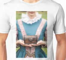 renaissance lady Unisex T-Shirt