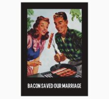 Bacon Saved Our Marriage by CafePretzel