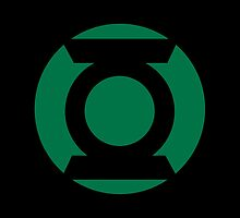 Green Lantern by AvatarSkyBison
