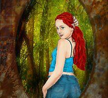 Lilly's Garden by jefferyedoherty