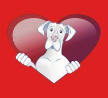 Valentine's Dane - Always In My Heart Kids Clothes