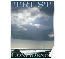 Trust.....Confidence...how valuable... Poster