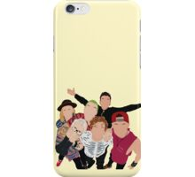 mcbusted iPhone Case/Skin