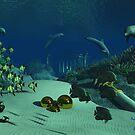 Into the Depths by Steve Davis