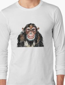 Chimp Long Sleeve T-Shirt