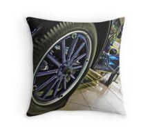 Tyre Throw Pillow