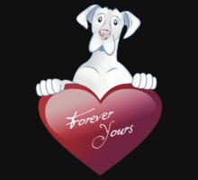 Valentine's Dane - Forever Yours by ruxique