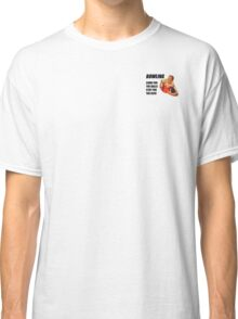 Bowling Beer Frame Classic T-Shirt