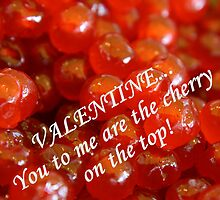 Cherry on the top.. by Justine Devereux-Old