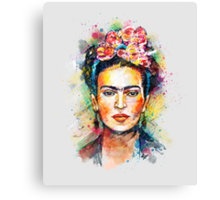 Frida Kahlo Canvas Print