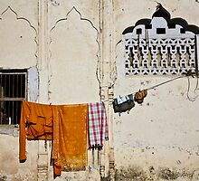 hanging clothes by ValeriaQuerini