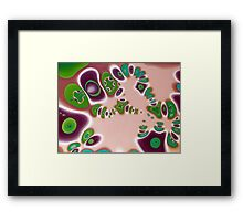 WATER LILLIES 5 Framed Print