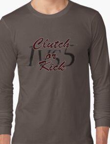 CS:GO - 1vs5 Clutch or kick Long Sleeve T-Shirt