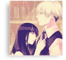 Anime: Death Parade Canvas Print