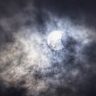 Eclipse Viewed From Dorset by Susie Peek