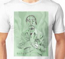 Half-bust self-portrait Unisex T-Shirt