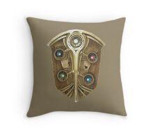 Shield of Seals Throw Pillow