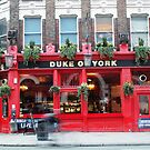 The Duke of York Tavern, Notting Hill, London by Alice McMahon