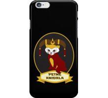 Petme Amidala iPhone Case/Skin
