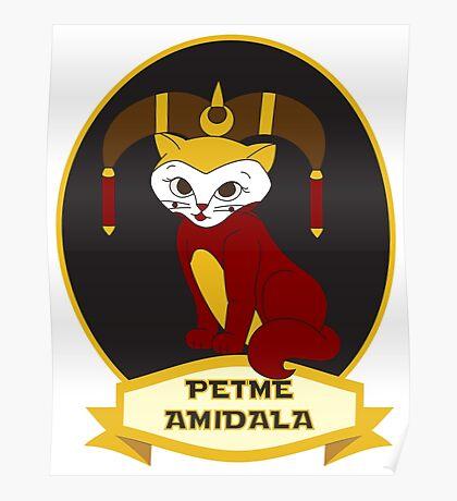 Petme Amidala Poster