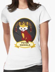 Petme Amidala Womens Fitted T-Shirt