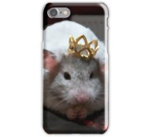 King hammy iPhone Case/Skin