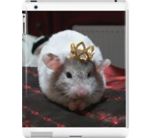King hammy iPad Case/Skin