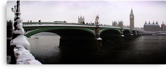 LONDON by Eamon Fitzpatrick