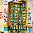 THE ENTRANCE TO EDUCATION by amulya