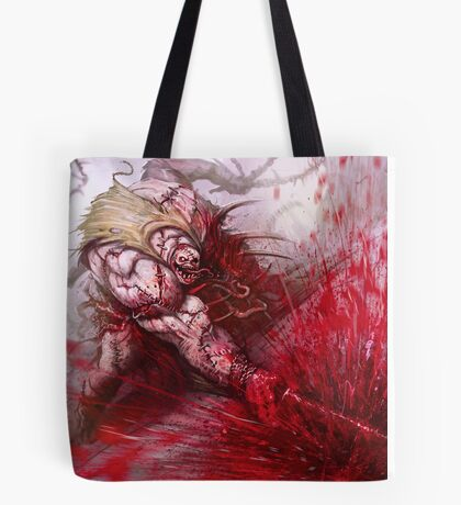 UNDEAD VICTORY Tote Bag