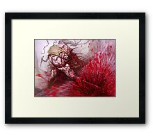 UNDEAD VICTORY Framed Print