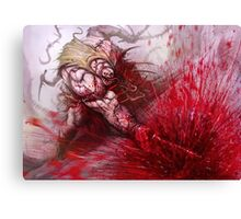 UNDEAD VICTORY Canvas Print