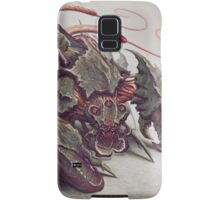 Red Whip Thresher Samsung Galaxy Case/Skin